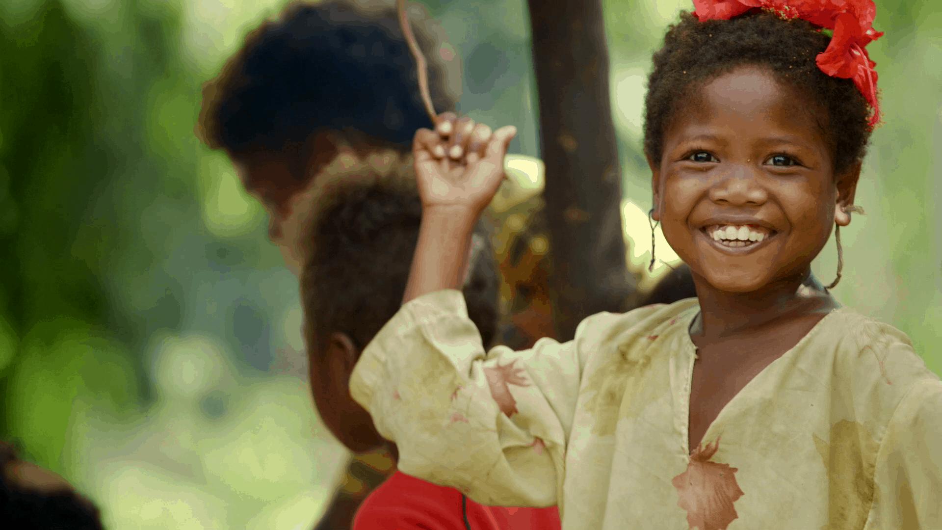 Orang asli child, Malaysia