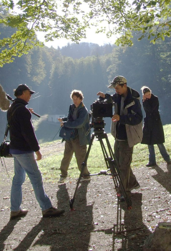 Shoot in Salzkammergut