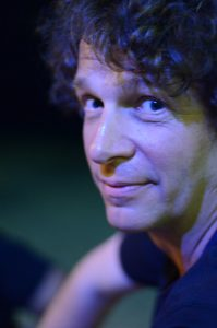 Jonathan Schütz, founder of Curly Lizard Films